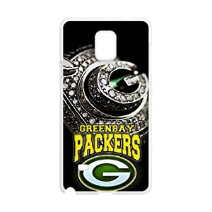 DIY phone case Green Bay Packers skin cover For Samsung Galaxy Note 4 N9100 SQ932698