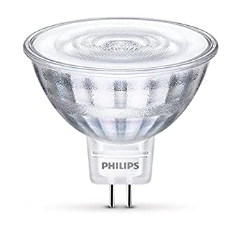 Captivant Philips Ampoule LED GU5.3 5W Equivalent 35W Blanc Chaud Compatible Variateur