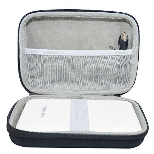 Hard EVA Travel Case for Poweradd Pilot Pro3 30000mAh Power Bank External Battery Pack by SANVSEN