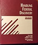 img - for Handling Federal Discovery by Peter Jakab (1995-10-03) book / textbook / text book