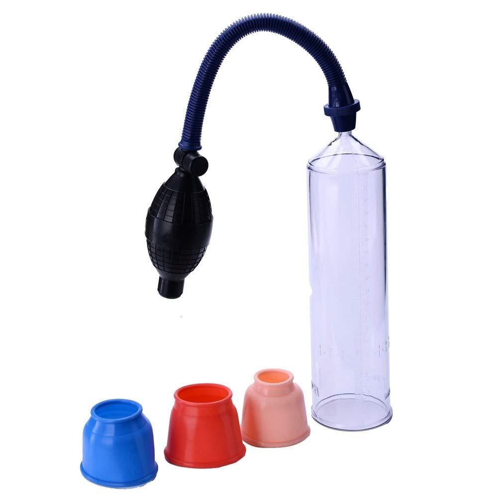 UGXYP Happy Toy Manual Medical P/ènīs Pump for Erect/ìle Dysfunct/ìon Enlǎrger Pěrsonal Massager for Men Discreet Package