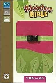 1 NIV Adventure Bible 2008 + 1 NIV Kids' Quest Study Bible 1998