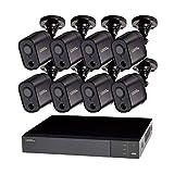 Q-See QTH98-8GD-2 8 Channel 1080p 2TB HDD PIR DVR Digital Video Recorder CCTV Security System w 8x PIR 1080p Cameras