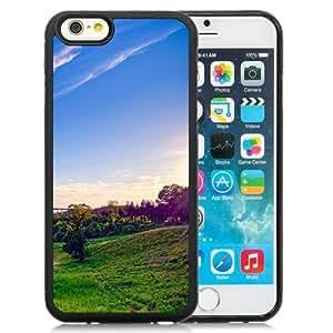 NEW Unique Custom Designed iPhone 6 4.7 Inch TPU Phone Case With Moodna Viaduct Nature_Black Phone Case