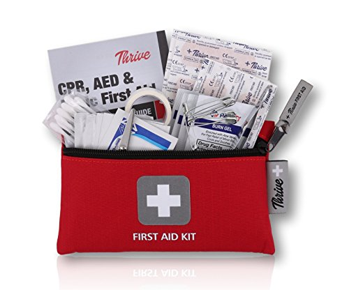 First Aid Kit – 66 Pieces – Small and Light Bag - Packed with Medical ... - 514ooLAAliL