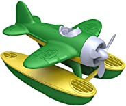 Green Toys Seaplane in Green Color - BPA Free, Phthalate Free Floatplane for Improving Pincers Grip. Toys and