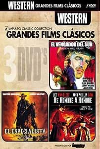 El Vengador del Sur + El Especialista + De Hombre a Hombre [DVD]