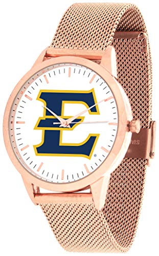 East Tennessee State Buccaneers - Mesh Statement Watch - Rose Band