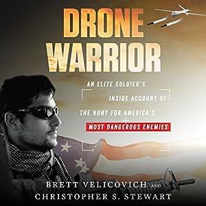 Drone Warrior Audiobook