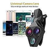Phone Camera Lens, Stoon 3 in 1 160° Fisheye Lens
