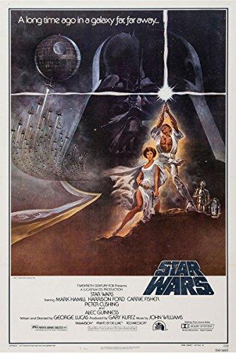 Star Wars Original Movie Poster - 1977
