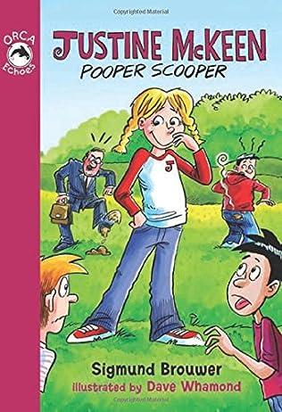book cover of Pooper Scooper