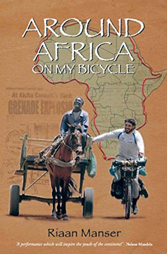 The Around Africa On My Bicycle by Riaan Manser travel product recommended by Anthony Bianco on Lifney.