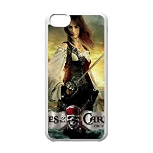 Generic Case Pirates of the Caribbea For iPhone 5C Q2AW338625