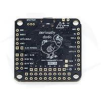 RMRC Seriously Dodo Flight Controller Rev 3b - STM32 F3 256k Processor - USB - 2s to 6s input power - 5v output - Cleanflight - Easy to use