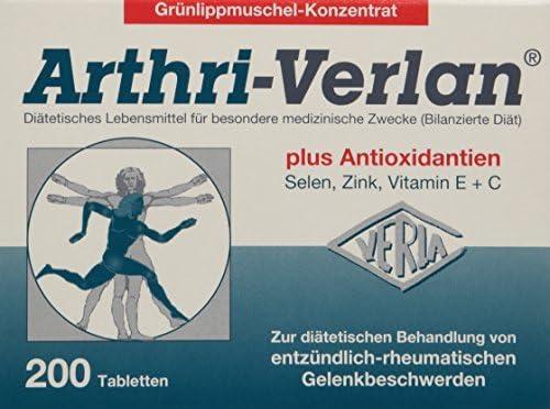 Gall Pharma Arthri-Verlan Tabletten, 1er Pack (1 x 200 Stück)