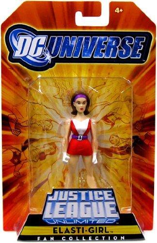 514oqfBpo L DC Universe Justice League Unlimited Exclusive Doom Patrol Action Figure ElastiGirl by Mattel