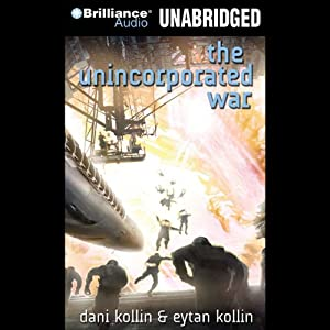 The Unincorporated War Audiobook