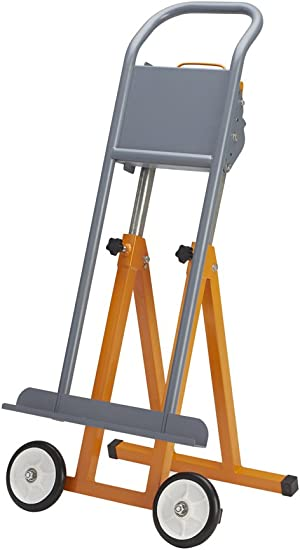 Bora Portamate Panel Carrier - Full 4x8 Sheet Carrier Board Cart, Table Saw Feed Stand That Allows One Person to Easily Move & Cut 4x8 Sheets, PM-1800