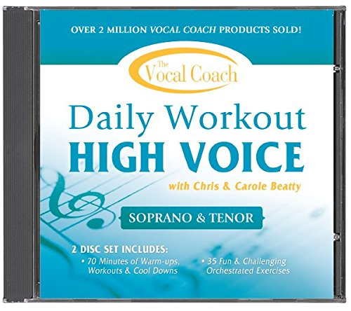 Price comparison product image Vocal Coach: Daily Workout - High Voice
