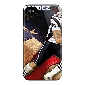 Excellent Design New England Patriots Case Cover For Iphone 4/4s