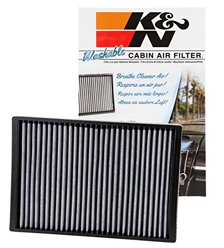 VF3007 K&N CABIN AIR FILTER (Cabin Air Filters):