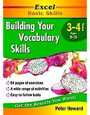 Excel Basic Skills Workbook: Building Your Vocabulary Skills Years 3-4