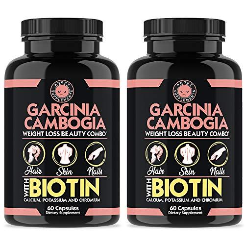 Garcinia Cambogia Potassium Chromium Strengthen