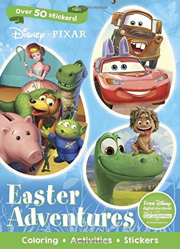 Easter Adventures (Disney Pixar) pdf epub