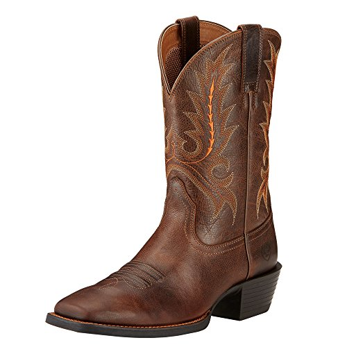 Image of Ariat Men's Sport Outfitter Western Cowboy Boot