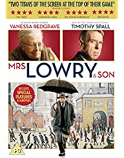 Mrs Lowry & Son [DVD] [2019]