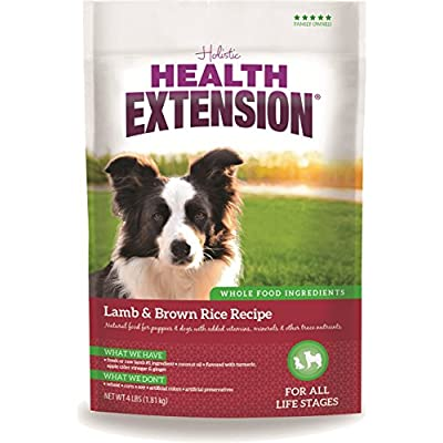 Health Extension Lamb And Brown Rice, 30-Pound