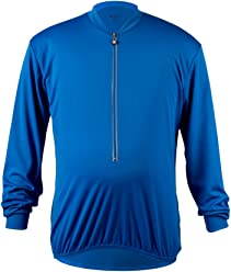 b597cb85c BIG Men s Long Sleeve Cycling Jersey - Your Choice of Colors - Made in the  USA