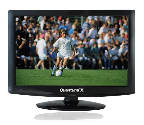 Quantum FX 18.5in LED TV With ATSC NTSC - Quantum ...