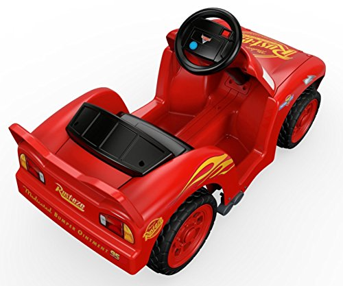 514ouOz4xNL - Power Wheels Lil Lightning McQueen