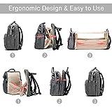 Diaper Bag Backpack, Travel Foldable Baby