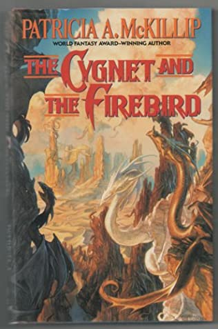 book cover of The Cygnet and the Firebird