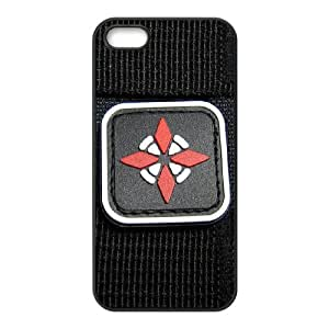 IPhone 5,5S Phone Case for Resident Evil Classic theme pattern design GRDECT962953