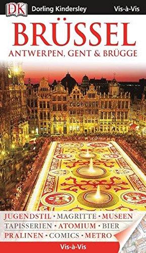 Vis a Vis Reiseführer Brüssel mit Extra-Karte (Vis à Vis)