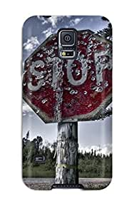 Galaxy S5 Hard Case With Awesome Look - VyZmzym13045urBsi