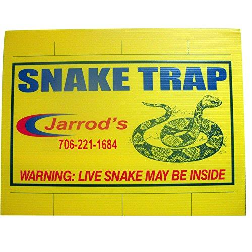 Humane Snake Trap