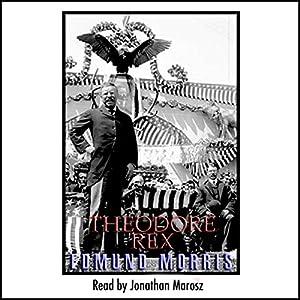 Theodore Rex Audiobook
