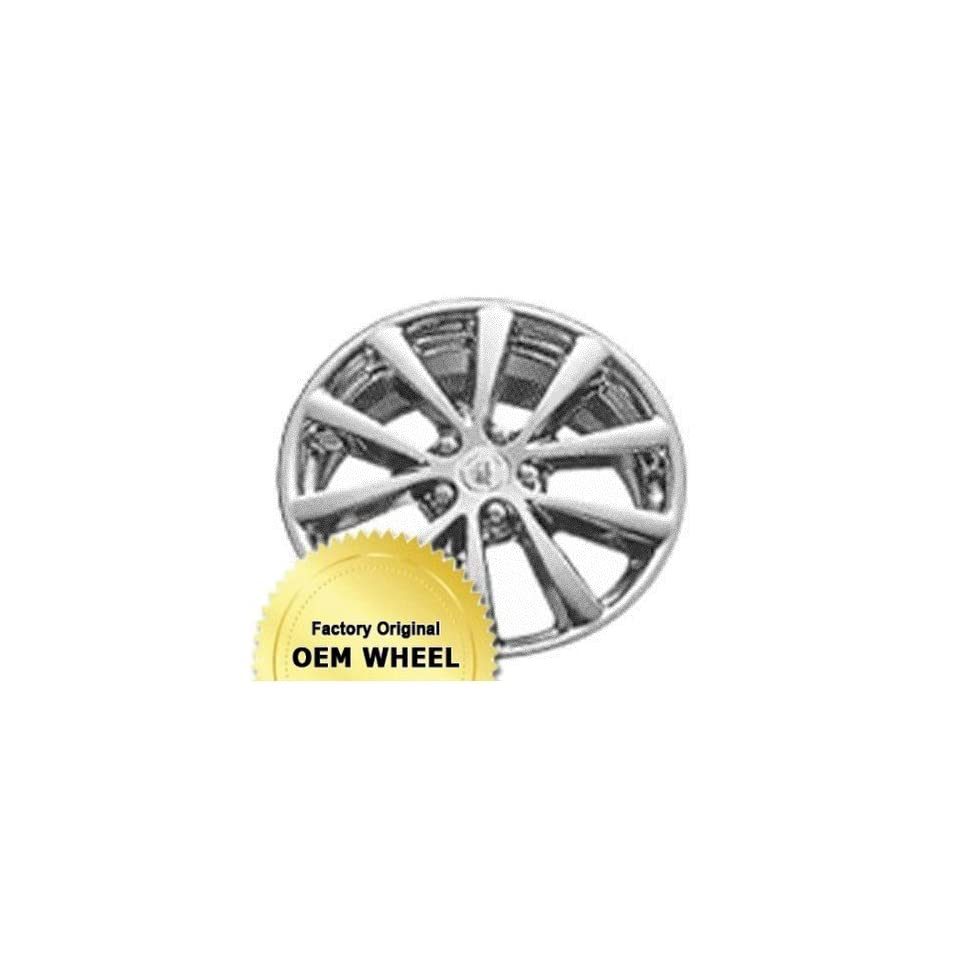 BUICK,CADILLAC DTS,LUCERNE 18X7.5 10 SPOKE Factory Oem Wheel Rim  CHROME   Remanufactured Automotive