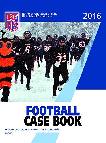 Amazon 2016 nfhs football case book ebook nfhs bob colgate 2016 nfhs football case book by nfhs fandeluxe Choice Image