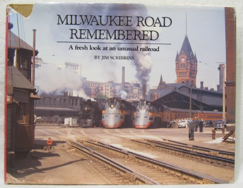 Milwaukee Road Remembered: A Fresh Look at an Unusual Railroad by Jim Scribbins - Shopping Mall Milwaukee