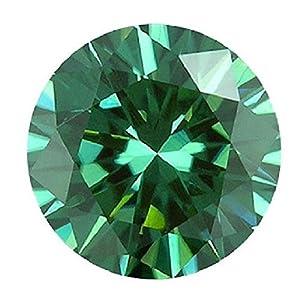Arya's creation Moissanite Diamond, Loose Round Genuine Tested Moissanite, 1.5ct to 2.0 ct Diamond Equivalent Weight…
