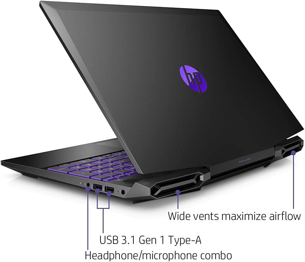 HP Pavilion Gaming Laptop 15-dk1508TX