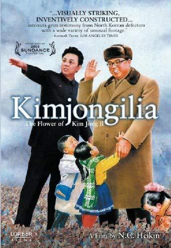 DVD : Kang Chol-hwan - Kimjongilia (DVD)