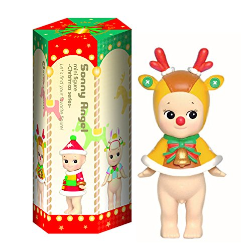 Sonny Angel Mini Figure Christmas 2017 Series - Limited Edition, 1 Assorted Blind Box