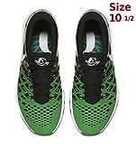 Oregon Ducks Men's Shoes Size 10 1/2 Team Colors Train Speed 4 Week Zero College Collection